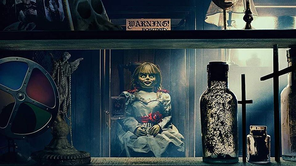 'Annabelle Comes Home' Official Trailer
