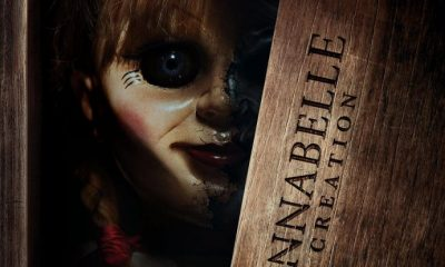 Annabelle Creation Poster Art