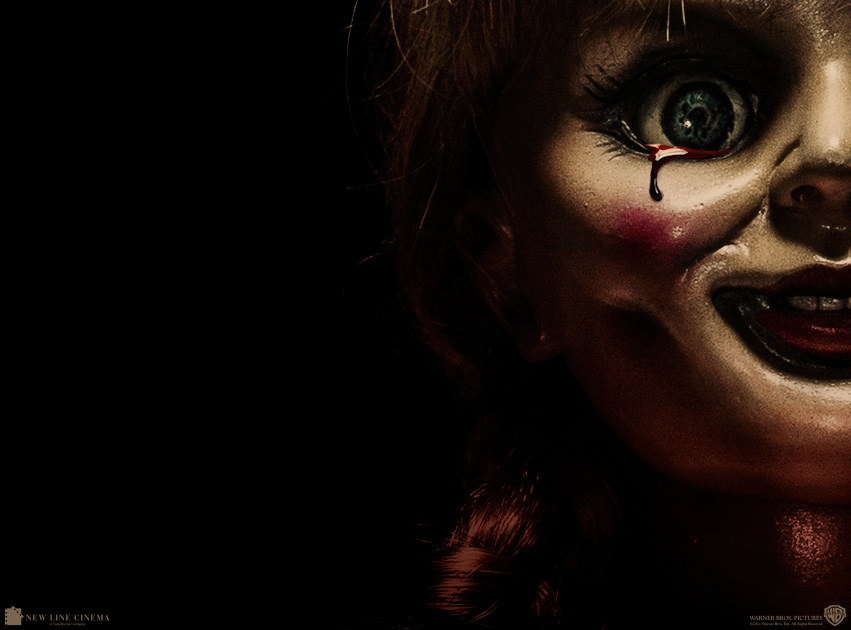 Annabelle First Look at Creepy Doll in Annabelle, The Prequel to The Conjuring