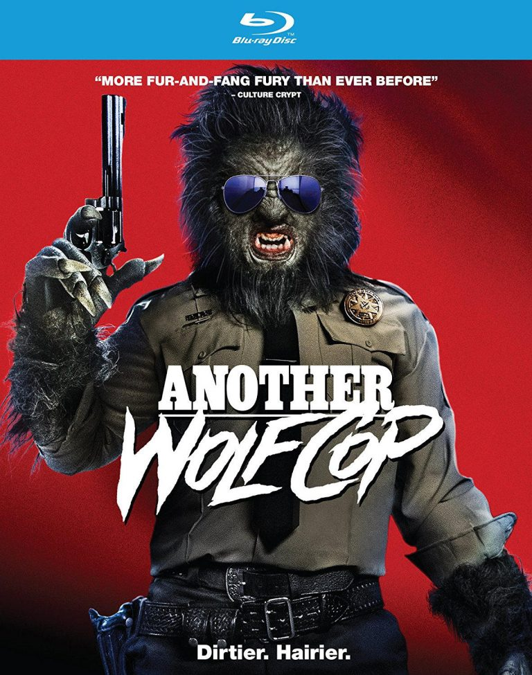 Another WolfCop Blu-ray Cover