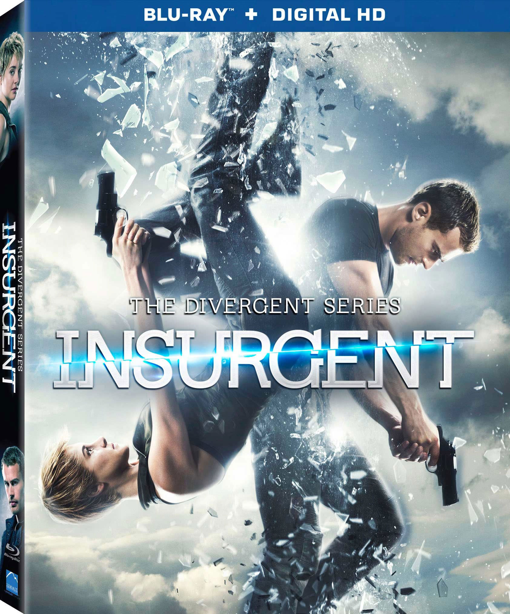 Ansel Elgort Insurgent Poster