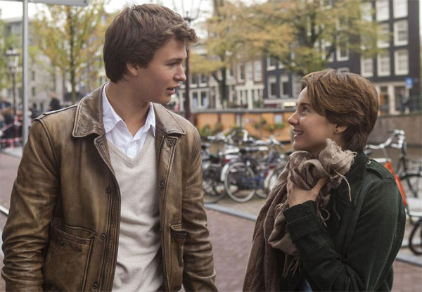 Ansel Elgort Shailene Woodley The Fault in Our Stars Box Office Predictions: Fault in Our Stars Could Upset Edge Of Tomorrow