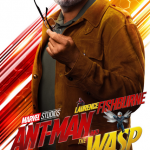 Ant-Manand the Wasp Laurence Fishburne