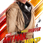 Ant-Manand the Wasp Michelle Pfeiffer