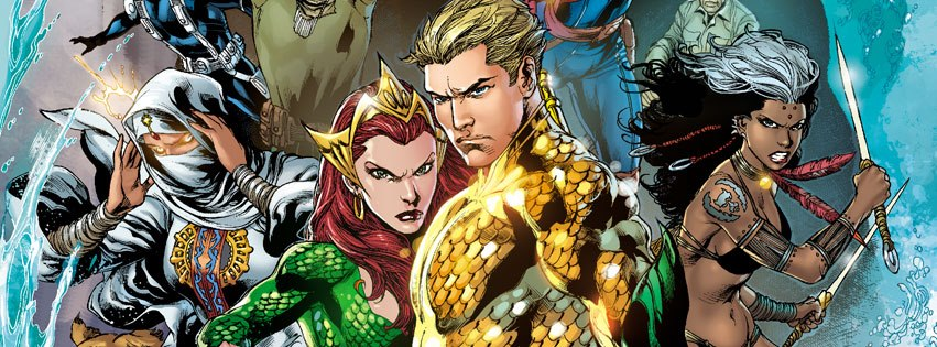 Aquaman DC DC Has Registered Aquaman Domain Name Is a Movie Coming Our Way?
