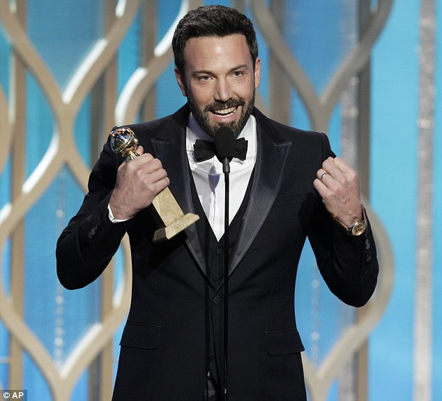 Argo and Girls Among Top Winners at 2013 Golden Globe Awards Argo and Girls Among Top Winners at 2013 Golden Globe Awards