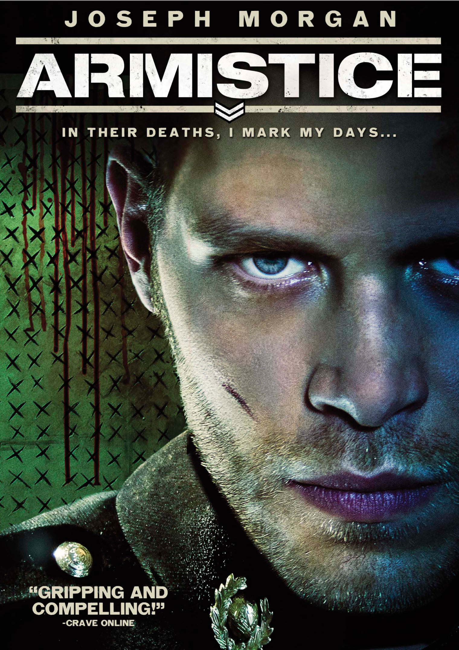 Armistice KA 26 Joseph Morgan Battles His Demons with Armistice DVD Release
