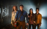 Ash vs Evil Dead's Pablo Simon Bolivar Tours Ash's Trailer in Behind-the-Scenes Clip