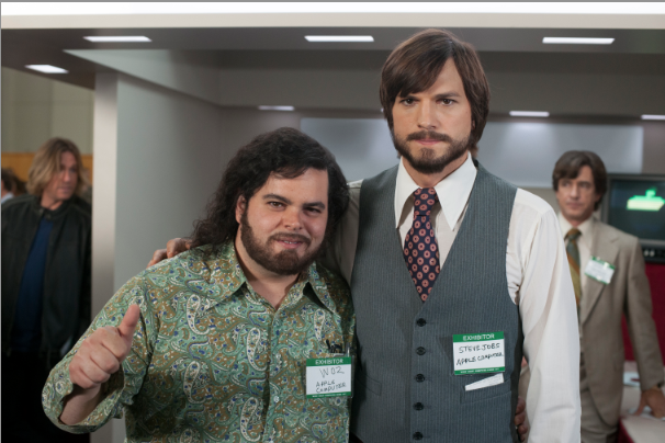 Ashton Kutcher and Josh Gad Discuss Playing Apple Co-Founders in Jobs