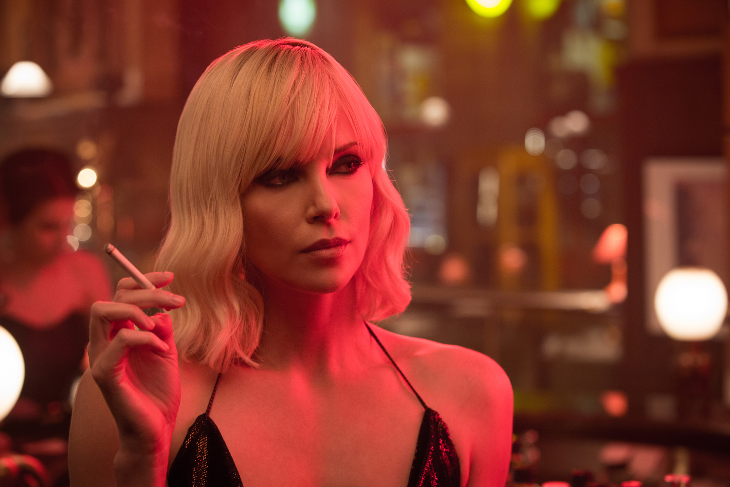 Atomic Blonde: Dumb enough to know how dumb it is