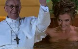 Austin Powers Argentinian Actress Fabiana Udenio Supports New Pope