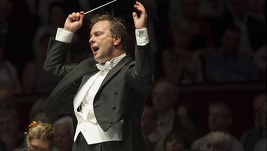 BBC Two-First Night of the Proms 2015