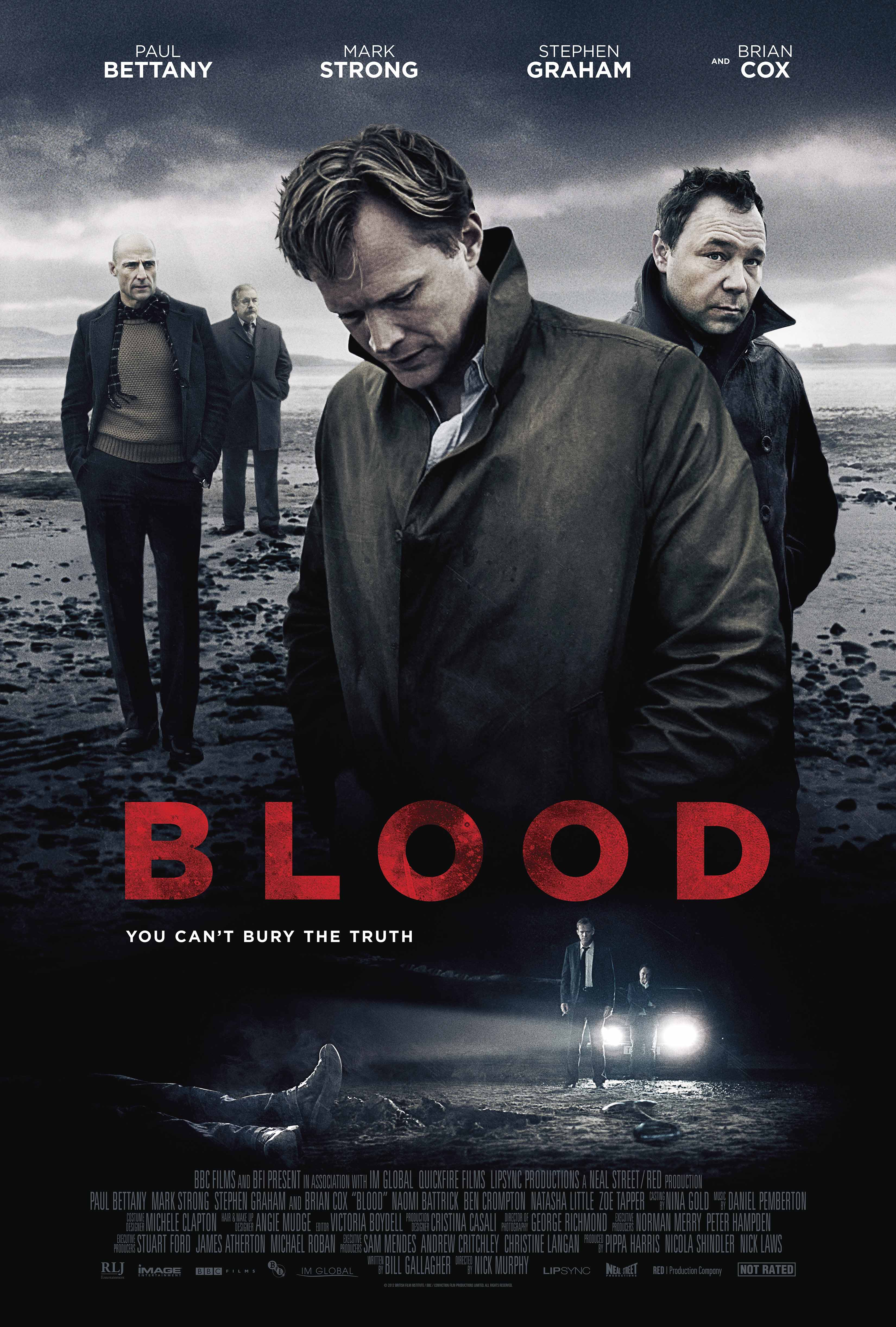 BLOOD THEATRICAL Detective Thriller Blood Coming to VOD July 11