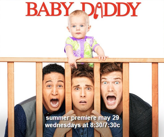 Baby Daddy Baby Daddy Premiere Night Tweet Off to Take Place May 29