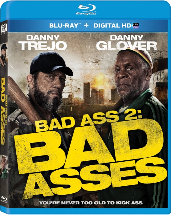 Bad Ass 2 Bad Assess Smacks Down on Digital Blu ray and DVD Bad Ass 2: Bad Asses Smacks Down on Digital, Blu ray and DVD