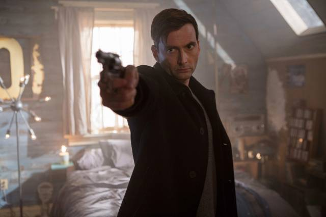 Bad Samaritan Movie