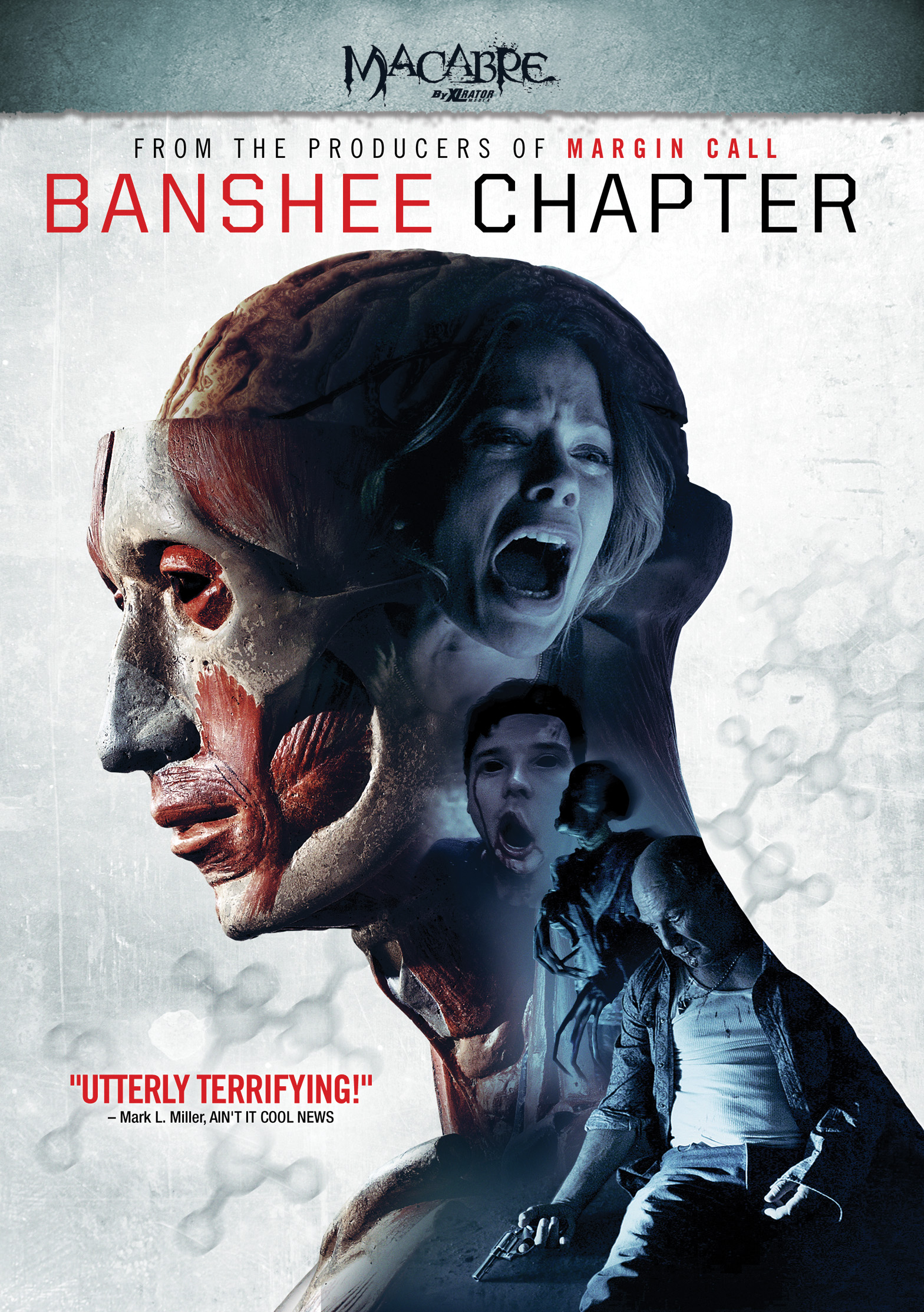 The Banshee Chapter to Uncover Government Secrets with DVD Release