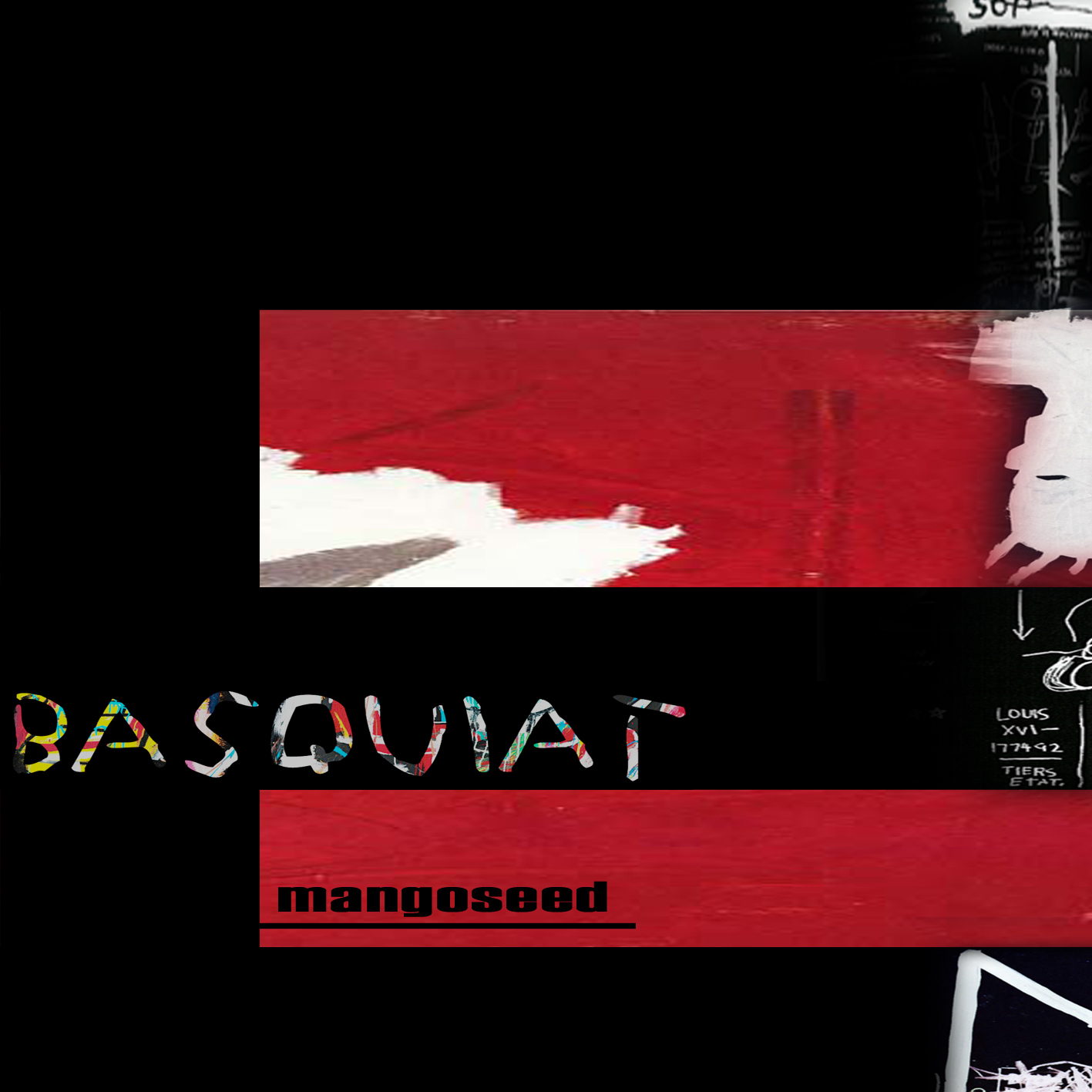 Basquiat Cover Mangoseeds Basquiat Album Review