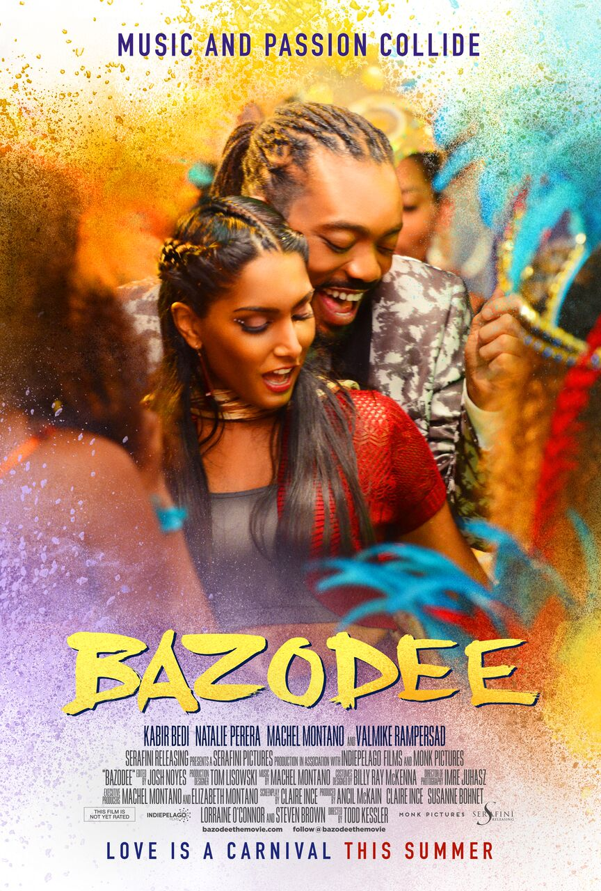 Bazodee Celebrates New Caribbean-Inspired Bollywood Music with Official Trailer and Poster