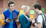 Beau Mirchoff, Riley Voelkel and Gaelan Connell in The Secret Lives of Dorks