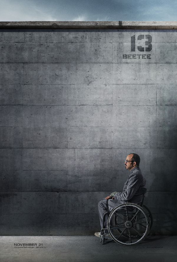 Beetee District 13 Citizen Poster The Hunger Games: Mockingjay Part 1 District 13 Rebel Posters Revealed