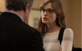 Bella Heathcote Stars in The Rewrite