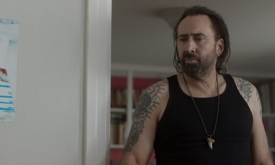 Nicolas Cage in Between Worlds