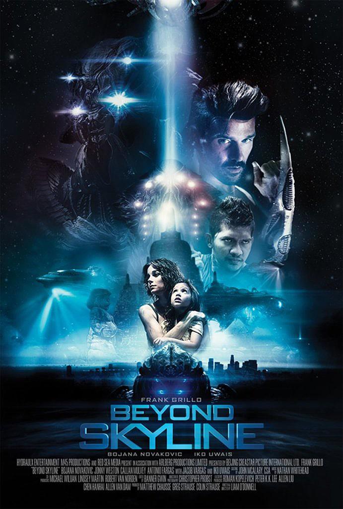 Beyond Skyline Poster