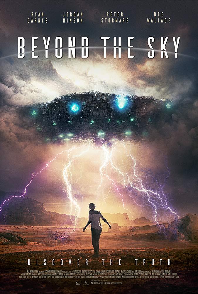 Beyond the Sky Poster