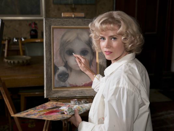 Big Eyes First Look First Look at Tim Burtons Latest Biopic Project, Big Eyes