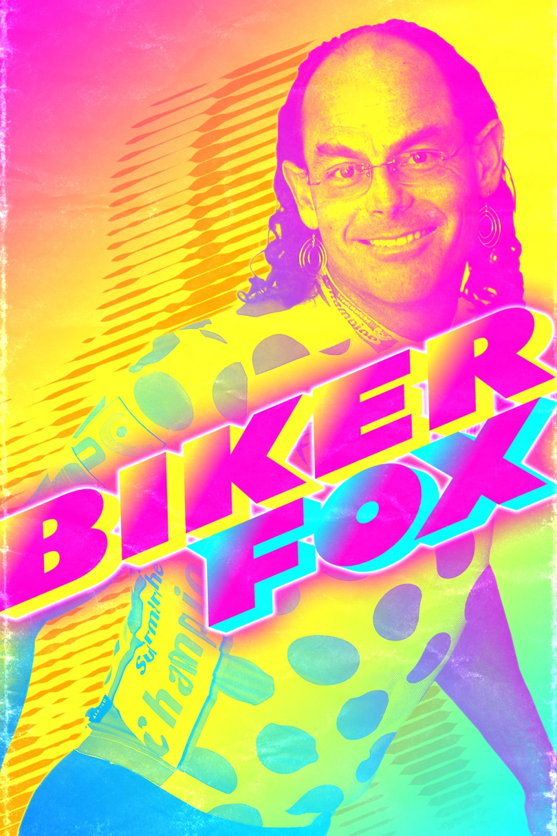 Biker Fox poster Exclusive: Jeremy Lamberton Talks Biker Fox
