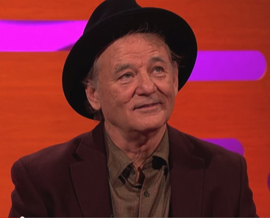 Bill Murray Graham Norton Show Baloo Cast in Jon Favreau Directed Jungle Book Adaptation