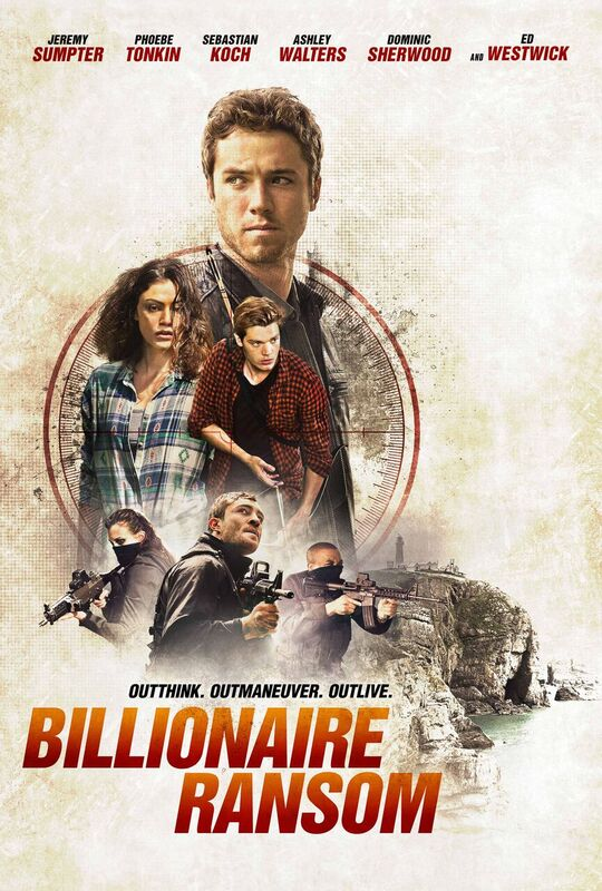 Billionaire Ransom Exclusive Clip Showcases Jeremy Sumpter Fighting For His Life Against Criminals