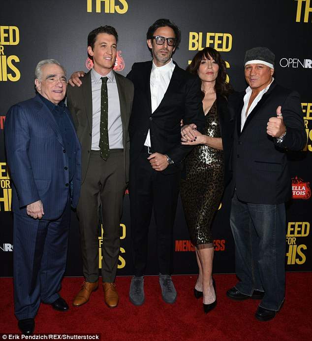 Bleed for This New York City Premiere