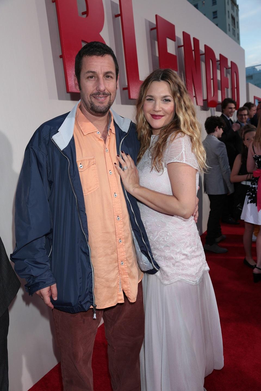 Adam Sandler, Drew Barrymore