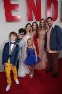 Blended Premiere 18 Resize 200x300 Kyle Red Silverstein, Braxton Beckham, Drew Barrymore, Alyvia Alyn Lind, Emma Fuhrmann, Bella Thorne, Adam Sandler