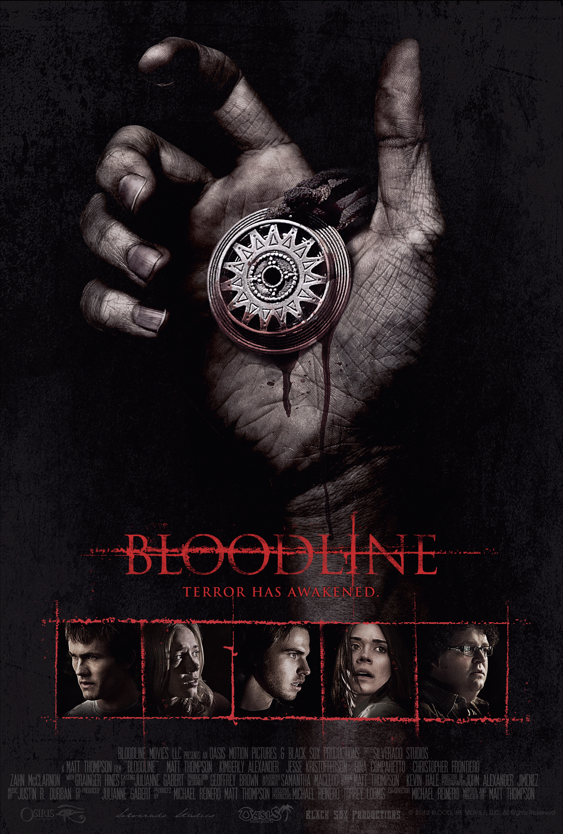 Bloodline KA r1v4 w faces Bloodline Movie Review