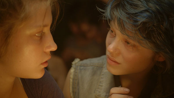 Blue is the Warmest Color Movie News Cheat Sheet: Evan Peters Is Quicksilver, Tom Cruise Is Not The Man from U.N.C.L.E.
