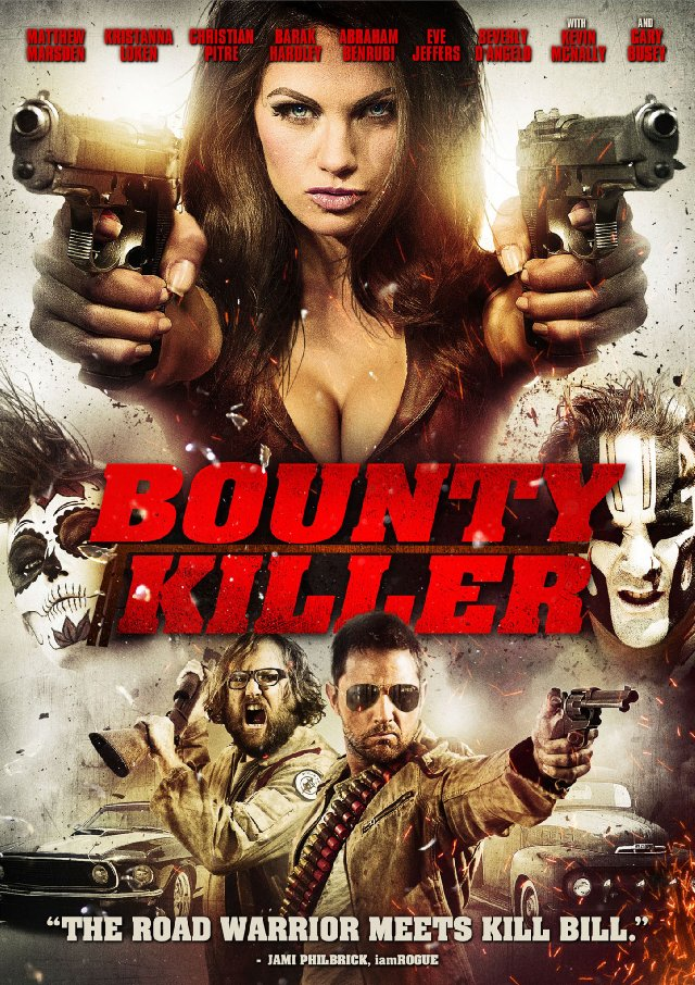 Bounty Killer Poster Win a Signed Copy of Bounty Killer From ShockYas Twitter Sweepstakes