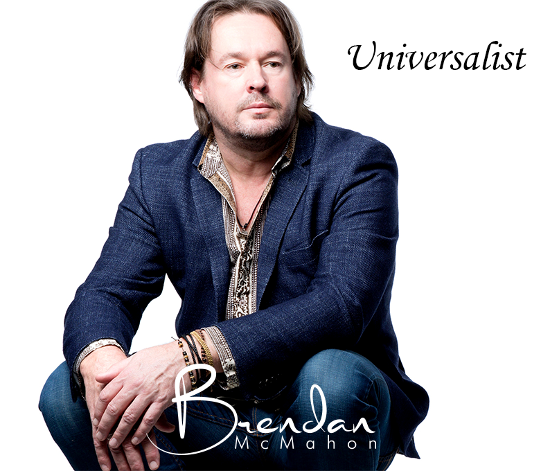 Brandan McMahon Universalist EP Cover