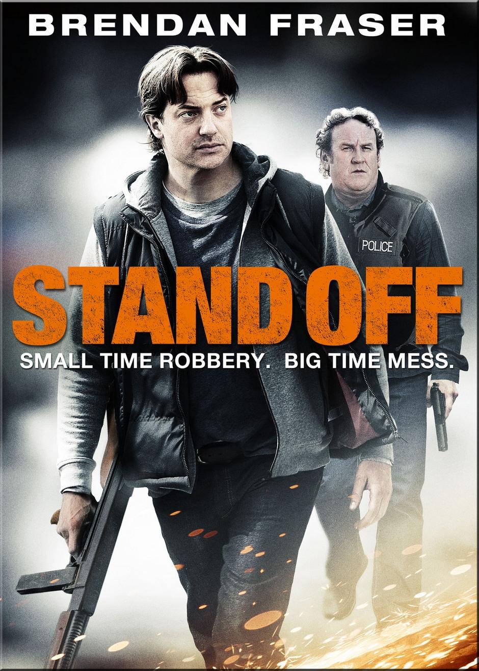 Brendan Fraser Stand Off