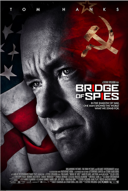 Bridge of Spies' First Look Trailer and Photos Show Tom Hanks Serving in the Cold War