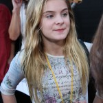 Brighton Sharbino of Walking Dead