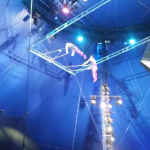 Britney's Circus The 10th Anniversary Trapeze 2