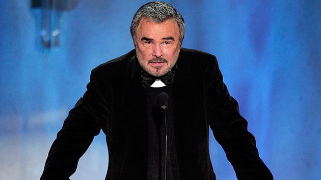Burt Reynolds Hospitalized in ICU After Catching the Flu Burt Reynolds Hospitalized in ICU After Catching the Flu