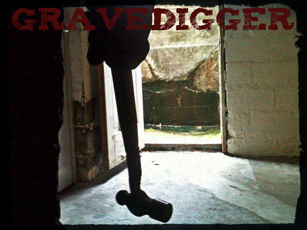 Bury Your Guilt with New Horror Thriller Gravedigger Bury Your Guilt with New Horror Thriller Gravedigger