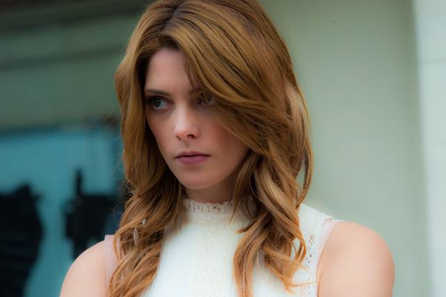 BuryingEx AshleyGreene Exclusive: Ashley Greene Talks Burying the Ex on Set Visit
