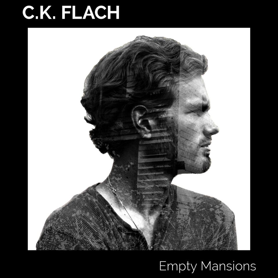 C.K. Flach Empty Mansions Album Art
