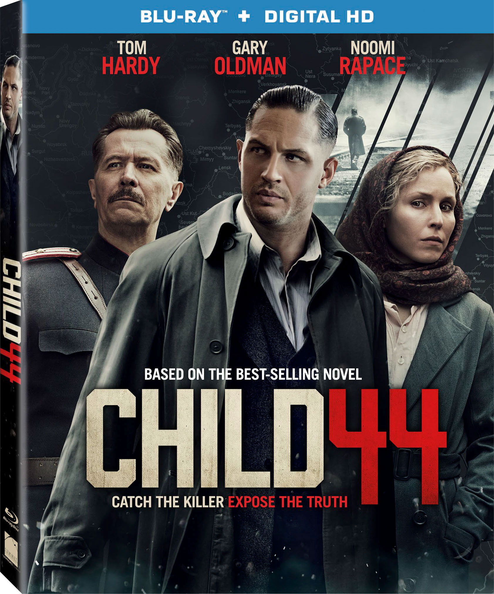 Child 44 Blu-ray