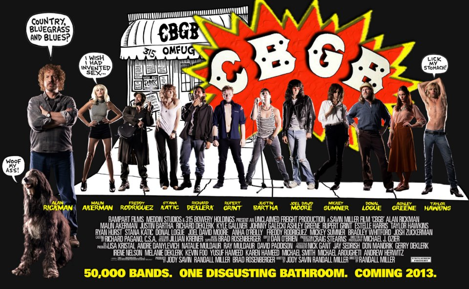 CBGB Movie CBGB Movie Review